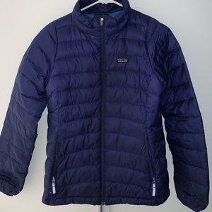 Girls Patagonia Down Jacket